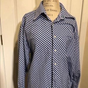 Tommy Hilfiger Long Sleeve Button Up Size XL